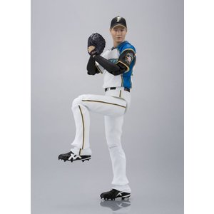 S.H.フィギュアーツ 北海道日本ハムファイターズ 大谷翔平 約170mm ABS&PVC製 塗装済み可動フィギュア