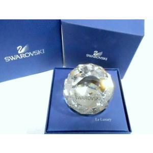 文鎮 スワロフスキー Swarovski Ball Shape Paperweight, Event...