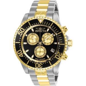 5cf3c101c0 腕時計 メンズ インヴィクタ インビクタ Invicta Grand Diver Men's 47mm Chronograph Swiss ETA  G10