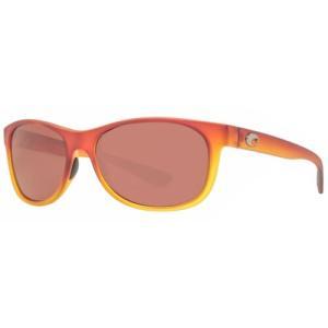 cb4abab55cd16 サングラス コスタデルメール Costa Del Mar Prop PR79 OCP Matte Sunset Fade Copper 580P Polarized  Sunglasses
