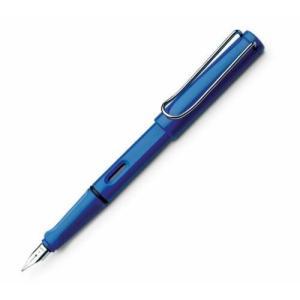 ラミー ラミー サファリ Lamy Safari Fountain Pen 14(F) Nib Bl...