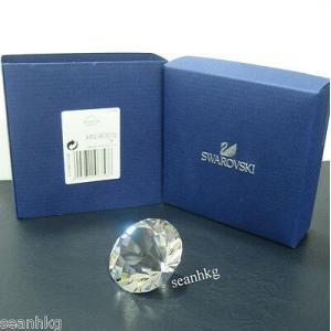 文鎮 スワロフスキー Swarovski Crystal Chaton SCS-2012 SCS  ...