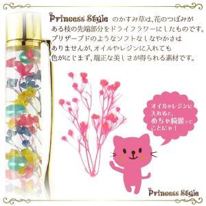 あじさい かすみ草 小分け プリザーブドフラワー ドライフラワー ハーバリウム 花材 セット|princess-factory|06