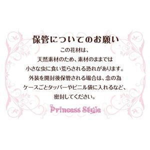 かすみ草 ドライフラワー 小分け ハーバリウム 花材 ブルー レッド パープル等 濃い色 6色/セット|princess-factory|08