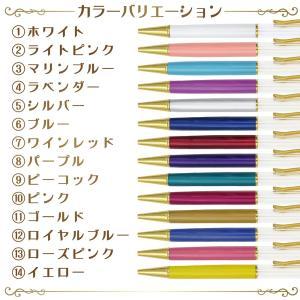 ハーバリウムボールペン 手作り ペン キット 花材 ミネラルオイル 予備の替え芯付き|princess-factory|02