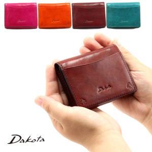 629a0fc06f6d Dakota ダコタ dakota ダコタ財布 3つ折り財布 財布 レディース バンビーナ 0036121