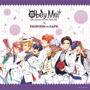 Obey Me! ホワイトデー キャンバスアート|princesscafe
