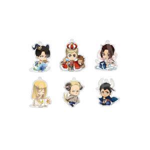 【6/29発送予定】進撃の巨人 星座アクリルキーホルダー<B> ※BOX販売 グッズ|princesscafe
