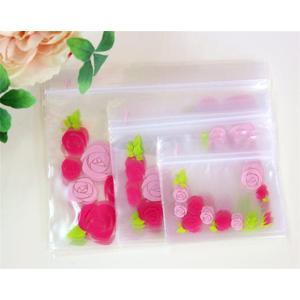 ジップロック 袋 おしゃれ セット ギフト 可愛い <br>姫系 ボタニカル 薔薇雑貨 花柄