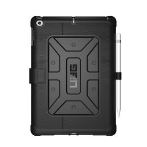 (在庫限り)(簡易パッケージ) UAG iPad (第6/第5世代)、iPad Air(第1世代)用 Metropolisケース(フォリオ) ブラック 耐衝撃 UAG-IPDF-BLKPBULK|PrincetonDirect PayPayモール店