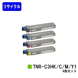 OKI カートリッジTNR-C3HK1/C1/M1/Y1 4...