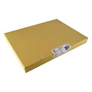 A4和紙ファイル 雲竜紙 白 50枚/箱 DW007 長井紙業|printry