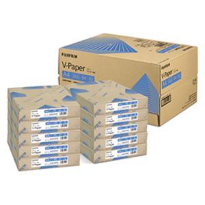 A4コピー用紙 V-Paper 5000枚/10冊/箱 ZGAA0535 富士フィルムBI|printry