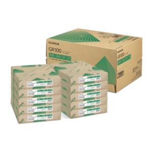A4リサイクルコピー用紙 GR100 5000枚/10冊/箱 ZGAA1284 富士フィルムBI|printry