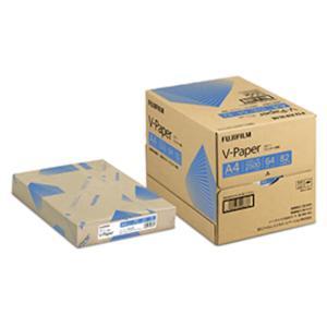 A4コピー用紙 V-Paper 2500枚/5冊/箱 Z091 富士フィルムBI|printry