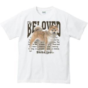 柴犬(愛犬シリーズ)/半袖Tシャツ  |prints