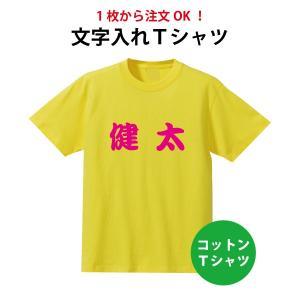 名入れTシャツ/オリジナルTシャツ/1枚から注文OK! プレゼントにも最適です|printshopmagic