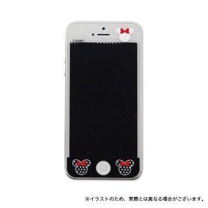 MobiMore iPhoneSE(第1世代)/iPhone5S/iPhone5専用 保護フィルム ミニーブラック printus
