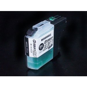 LC111BK専用 ブラザー用 LC111 プリンター目詰まり洗浄カートリッジ ブラック用|printus