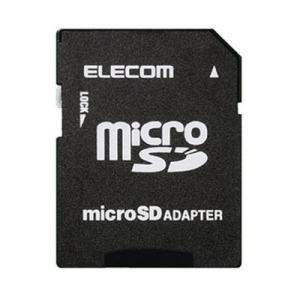 エレコム microSDHCカード 32GB UHS-I対応 Class10 MF-HCMR32GU11 防水仕様 SDアダプタ付|printus