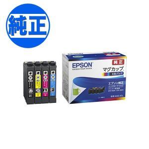 EPSON 純正インク MUG マグカップ インクカートリッジ 4色セット printus