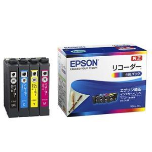 EPSON 純正インク RDH リコーダー インクカートリッジ 4色セット RDH-4CL|printus