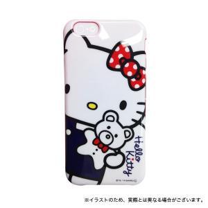 ハローキティ iPhone6s / iPhone6 対応ソフトジャケット アップ|printus