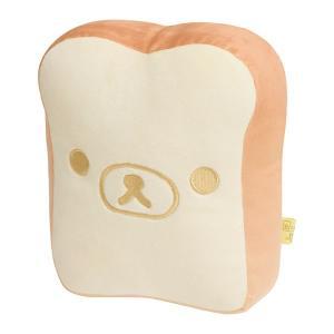 パン型ぬいぐるみ(リラックマ食パン/リラックマベーカリー) パン型ぬいぐるみ/もーちもち素材|pripar