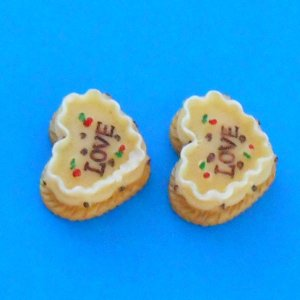 2個セットスィート チーズ ケーキ デコパーツ トッピング スィーツ 携帯 食玩 f-dk29  y...