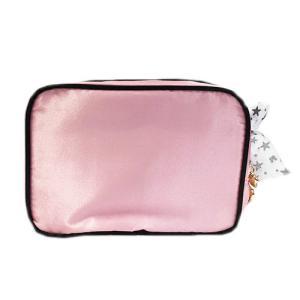 Barbie バービーサテンポーチ コスメポーチ 化粧ポーチ おでかけポーチ 生活雑貨 private-stage 04