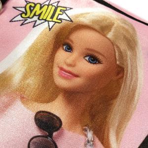 Barbie バービーサテンポーチ コスメポーチ 化粧ポーチ おでかけポーチ 生活雑貨 private-stage 05