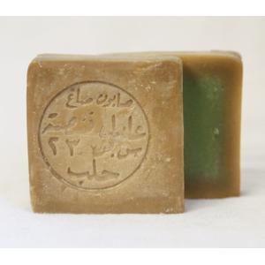 アレッポの石鹸(ノーマル) 180g  【商品コメント】  お肌を健やかに保つシリア原産のオリーブオ...