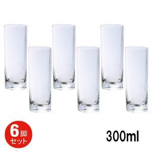使用範囲が広く背の高いタンブラー、コリンズグラスです。トム・コリンズのようなソーダを使ったカクテルに...