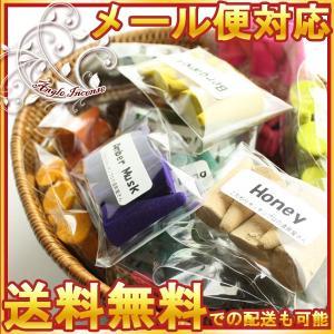 お香のお試しが2種類あるのは香りが異なっているから同じような香りですが、メーカーが異なっている為、香...
