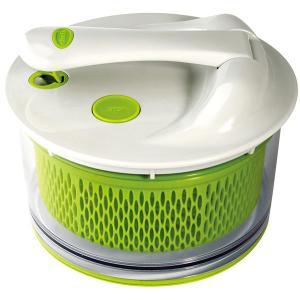 ★野菜の余計な水分を遠心力の力で野菜を傷めることなく飛ばします。●洗った野菜をボウルに入れ、ハンドル...
