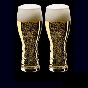 """最高の  """"最初のひと口""""  のために一口ビールを楽しむ日本のために開発されたグラス!底部に入ったス..."""