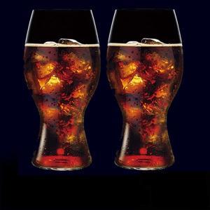 炭酸グラス リーデル 0414/21 オー ペア コカ・コーラ コラボ