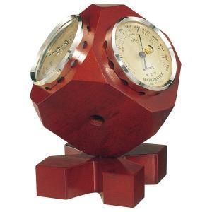 送料無料  気圧計 気象計 エンペックス トリオ