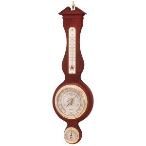 送料無料  気圧計 気象計 エンペックス トラディション