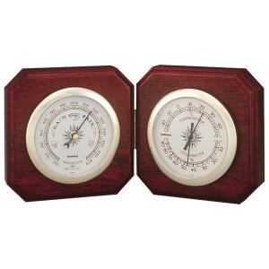 送料無料  気圧計 気象計 エンペックス デュエット