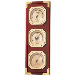 送料無料  気圧計 気象計 エンペックス ウェザーマスター