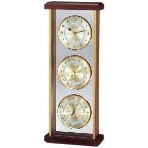 送料無料  気圧計 気象計 エンペックス スーパーEX ゴールド