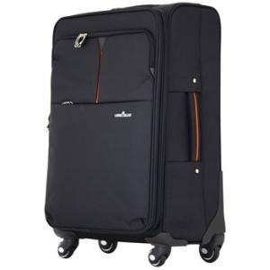 旅行用品 ソフトタイプスーツケース 61cm 60L 5泊6...