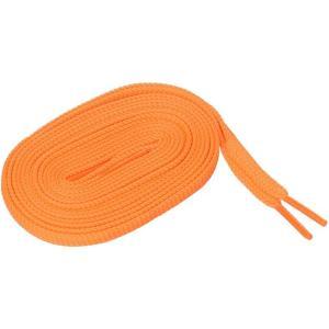 MIZUNO(ミズノ) フラットシューレース [平型] 8ZA21054 オレンジ 110cm