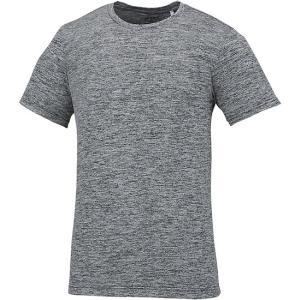 アシックスのトレーニングウエア A77シリーズ、グラフィックデザインのTシャツ 吸汗速乾+UVケア機...