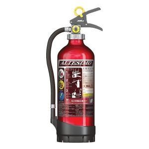 (代引不可・2017年製)モリタ宮田工業 業務用アルミ製蓄圧式粉末消火器(10型) アルテシモII MEA10A (A)|pro-shimizu