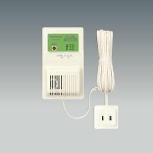 パナソニック ガス当番都市ガス用(AC100Vコード式・移報接点なし)(テストガス別)SH12918 (A)|pro-shimizu