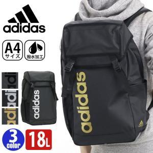 大人気ブランド「adidas」から撥水性の高いコーティング素材を採用したスポーティーなフラップタイプ...