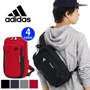 ボディバッグ adidas アディダス ワンショルダー ボディーバッグ クロスボディ バッグ スクエア 縦型 メンズ レディース 旅行 レジャー フェス アウトドア|pro-shop