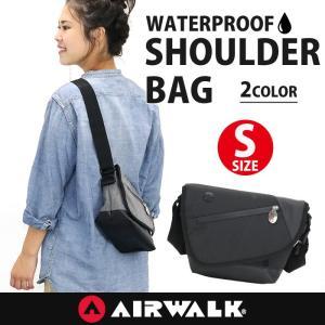 AIRWALK ショルダーバッグ エアウォーク 斜めがけ 小さめ ウォータープルーフ pro-shop